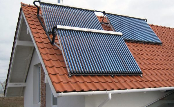 Solar collector manufacturing