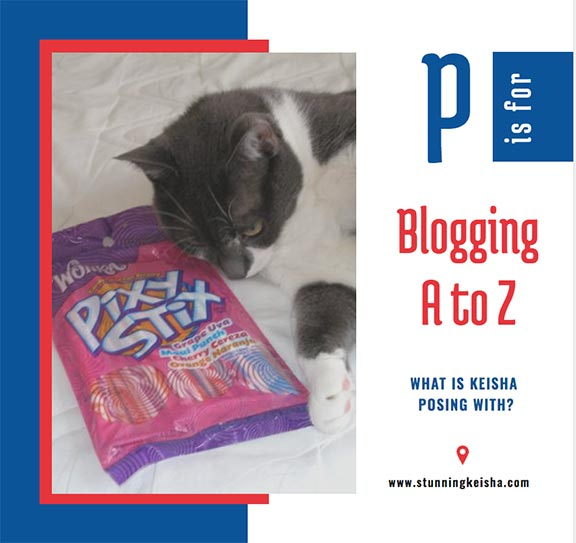 Blogging From A to Z: P is for …