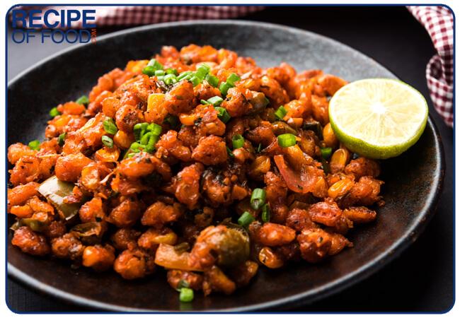 Recipe for Crispy Corn | Fried Corn Masala