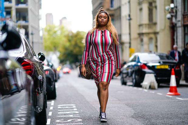 Inspírate en celebs curvy para encontrar tu estilo