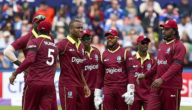 WC 2019 West Indies Team Squad