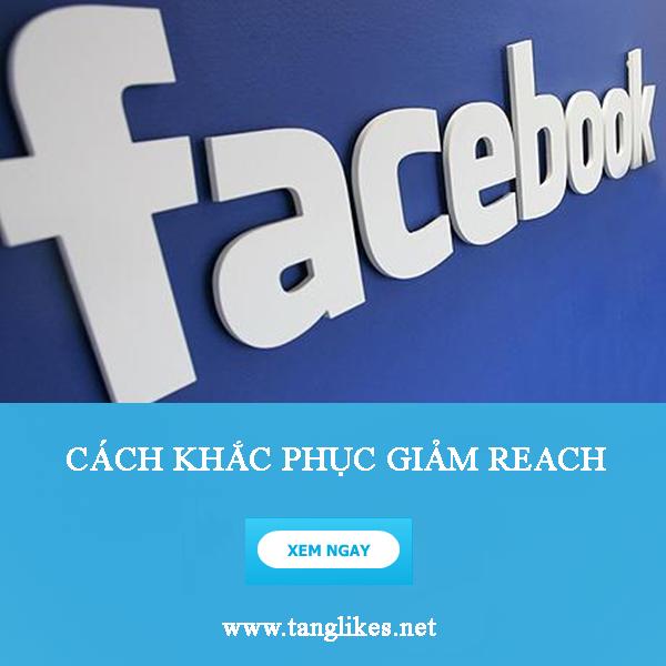 Reach ở fanpage facebook