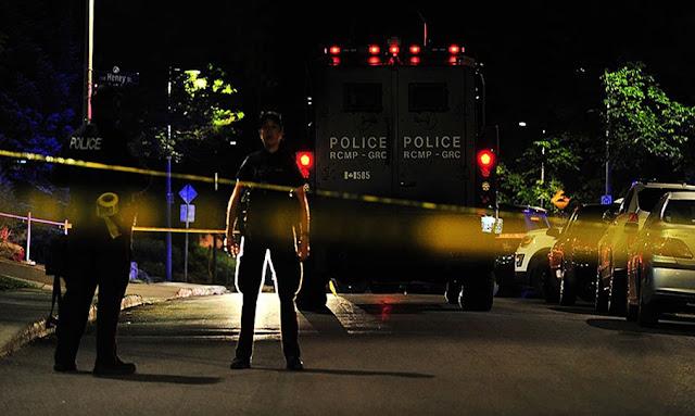 كندا: مقتل 4 أفراد من عائلة واحدة بحادث دهس