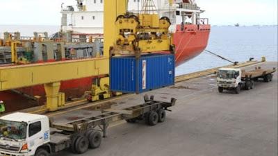 Industri Bangkit, Impor Bahan Baku di Sumut Meningkat