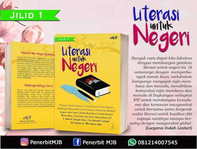 Review Buku Literasi Untuk Negeri