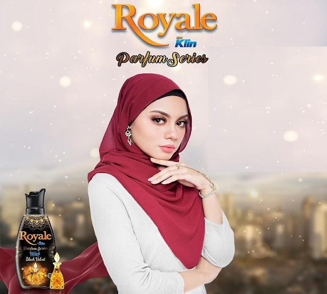 Royale Soklin Pewangi Pakaian dan Hijab Terbaik