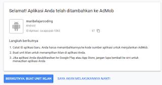 Mengintegrasikan Google Admob dengan Ionic