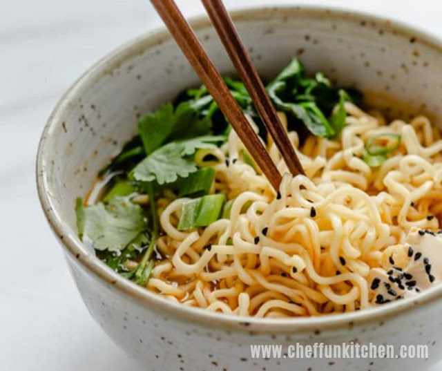 Easy Ramen Noodle Recipe