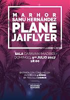 Concierto de Marhor, Jaiflyer, Samu Hernández y Plane en Sala Caravan