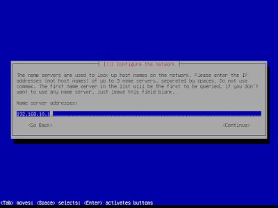 Cara Instal linux Debian 2008