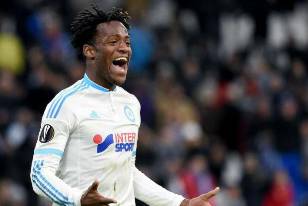 L'attaquant belge de Marseille arrache le match nul contre l'ASSE en fin de match