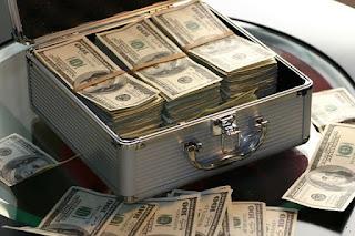 money, recognition, success