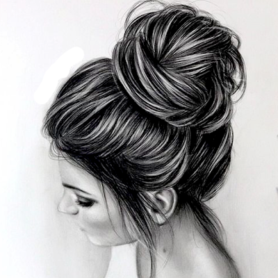 صور رسم لبنت جميلة جدا