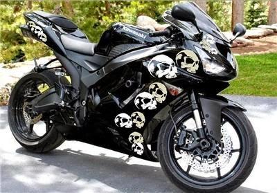 Best Motorcycle 2014 Motorcycle Decals