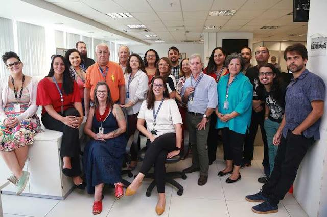 Agência Brasil: Agência pública de notícias alcança a marca de 30 anos em 2020