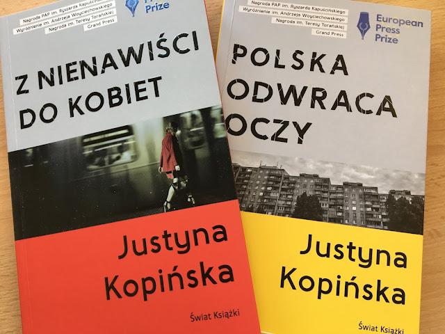 Justyna Kopińska dziennikarka reportaże