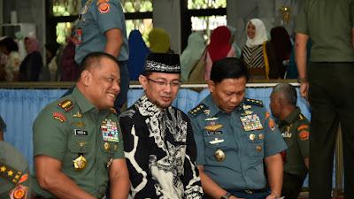 Panglima TNI : Tugas Membela NKRI Adalah Jihad