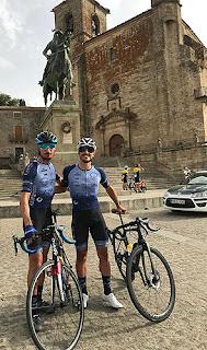Ciclismo Aranjuez Trujillo