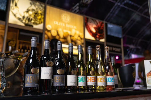 The Olive Brook range from the SPAR Sommeliers Selection
