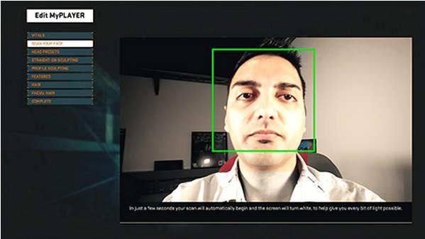 NBA 2K15 - Face Scan Tips for Better Face Scan