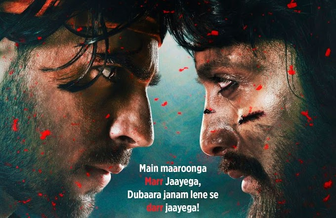 Marjaavaan Movie Dialogues, Lines by Sidharth and Riteish Deshmukh