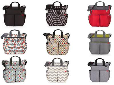 bolsos para sillas de paseo