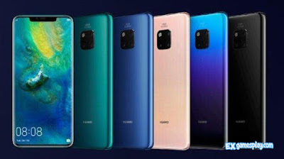 Huawei Mate 20 Pro Review The Best Smartphone Camera The Design