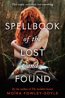 Spellbook of the Lost and Found by Moïra Fowley Doyle