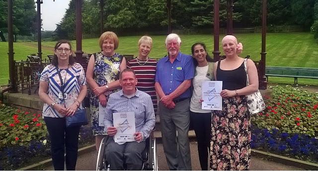 Durham Community Action Volunteer Celebration at Beamish Museum on Wed 14th June, David Cockburn, Pioneering Care, pcp garden, partnership, Pioneering Care Centre, PCP Garden, Pcpgarden,