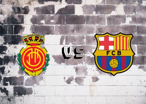 Mallorca vs Barcelona  Resumen y Partido Completo