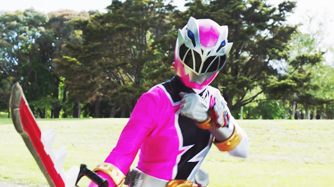 Power Rangers Dino Fury Episode 6 Subtitle Indonesia