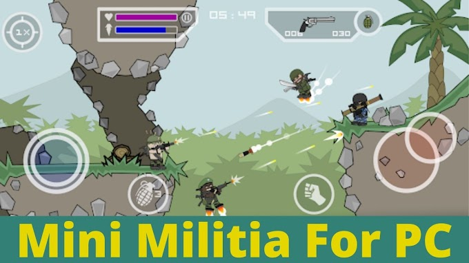 How To Play Mini Militia on Laptop and PC