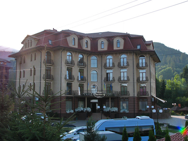 гранд готель Пилипець