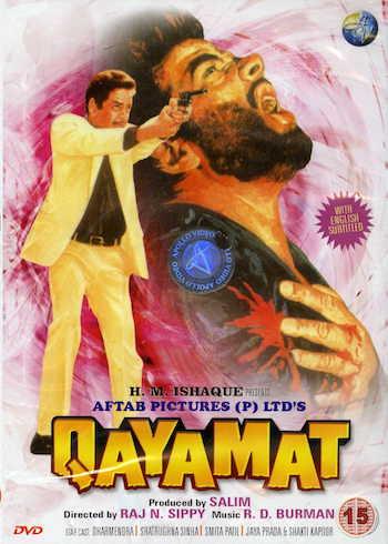 Qayamat 1983 Hindi 480p 400MB HDRip
