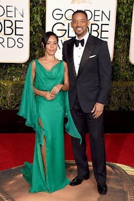 Jada Pinkett And Husband Will Smith