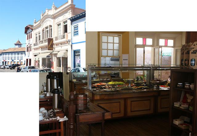 Restaurante Apocalipse, Diamantina, Minas Gerais