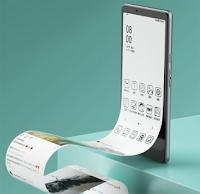 تم كشف النقاب عن Hisense A7 أول هاتف يدعم E Ink