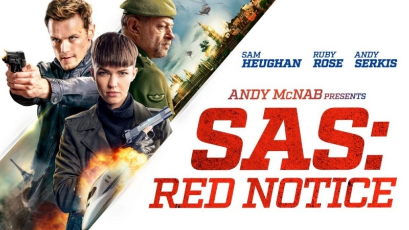 SAS Red Notice, SAS Rise of the Black Swan, Action, Crime, Thriller, Netflix, Movie Review by Rawlins, Rawlins GLAM, Rawlins Lifestyle