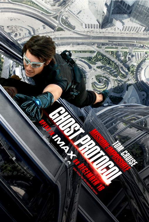 Double O Section: Two New Mission: Impossible - Ghost