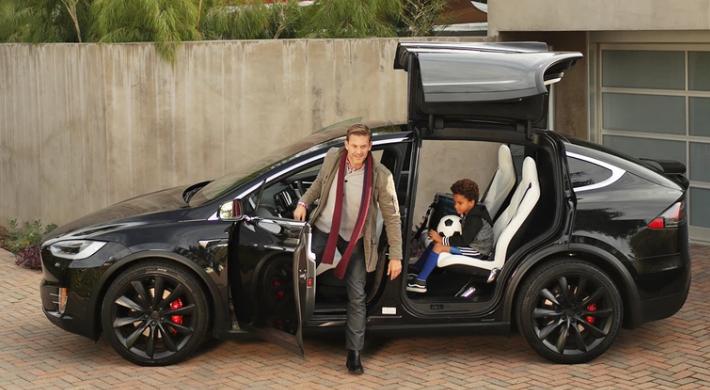 Castiga o masina electrica Tesla Model X Performance 2020 si bani - concurs - giveaway - win - castiga.net