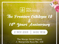 10th Anniversary FM World Indonesia & Premiere Katalog No. 18