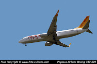 Boeing 737 / TC-CPA