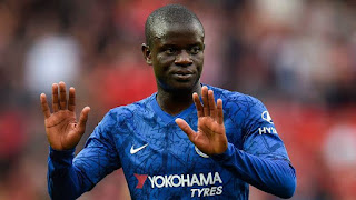 Why Chelsea Intend to Sell N'Golo Kante