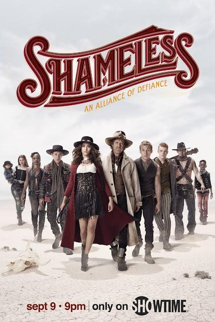 Póster de la 9ª temporada de 'Shameless'