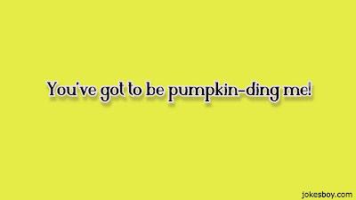 best pumpkin puns