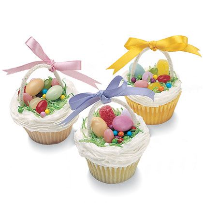 Edible Easter Basket Recipe