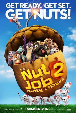 Film The Nut Job 2: Nutty By Nature 2017