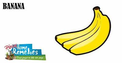 Home Remedies For Diarrhea: Banana