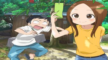 Karakai Jouzu no Takagi-san 2 12/12 + OVA 01/01[Sub-Español][MEGA-MF-GD][HD-FullHD][Online]