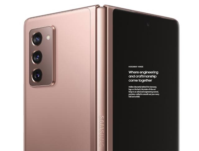 Samsung Galaxy Z Fold2 5G Full Spesifikasi & Harga Terbaru